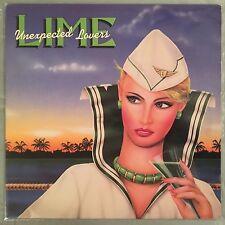 LIME - Unexpected Lovers (Vinyl LP) TSR TLP1220