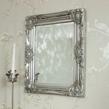 Resin Bedroom French Country Decorative Mirrors