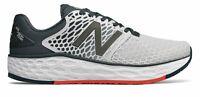 New Balance Men's Fresh Foam Vongo v3 Shoes White with Blue