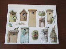 Marjolein Bastin Hallmark Snapshot Photo Album 4 x 6 ~ Birds & Birdhouses ~ New