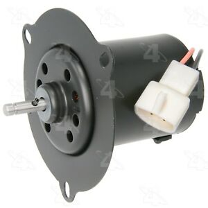 For Ford Mercury Oldsmobile A/C Condenser Radiator Fan Motor With AC FS 35653