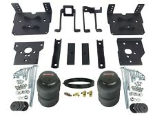 Air Helper Spring Kit No Drill Bolt On 11-16 Ford F250 F350 4x4 Over Load Level