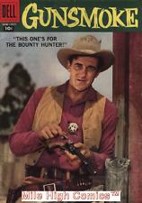 GUNSMOKE (1956 Series) #9 Very Good Comics Book