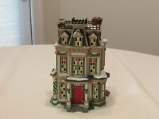 Department 56 New England Village Hale and Hearty House Retired