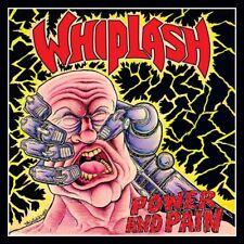 WHIPLASH - Power and Pain (NEW*LIM.GREEN/BLUE VINYL*US SPEED/THRASH KILLER)