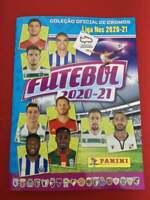 Panini Futebol Liga NOS 2020-21  Empty Album
