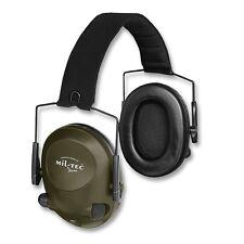 Casque anti-bruit Electronique mil tec KAKI  lepetittambour.com