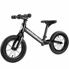 """ROCKBROS Laufrad 12"""" Kohlefaser Kinderlaufrad Kinderrad für Junge und Mädchen"""