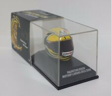 MINICHAMPS VALENTINO ROSSI AGV CASCO HELMET 1/8 WARRIORS OF THE WORLD CHAMPION