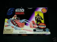 STAR WARS SHADOWS OF THE EMPIRE SWOOP NEW SEALED