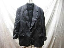 Vintage Golden Eagle Grey Men's Tailored US Wool Blazer