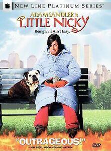 Little Nicky DVD Steven Brill(DIR) 2000