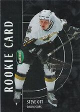 Steve Ott 2002-03 In the Game (ITG) Parkhurst Rookie SportsFest Chicago #1/1 RC