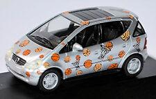 Mercedes Benz A-Klasse W168 + Faltdach A(rt)-Klasse Basketball 1:87