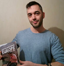 Gatecrashing Europe. Signed copy. CHARITY LISTING FOR CHILDREN WITH CANCER