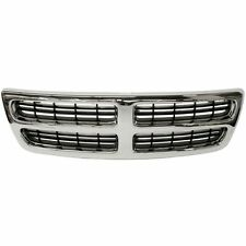 NEW 1998 2003 GRILLE FRONT FOR DODGE RAM 1500 VAN B1500 CH1200230