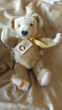 "VTG GROWLER MERRYTHOUGHT IRONBRIDGE SHROPS MOHAIR BEAR 15"" Ltd EDITION  ENGLAND"
