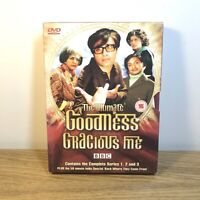 The Ultimate Goodness Gracious Me Complete Series 1, 2 and 3 Comedy RARE Box Set