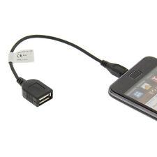 Adaptador cable Micro USB para Samsung i9100 Galaxy s2