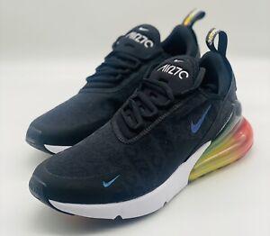 NEW Nike Air Max 270 SE Black Laser AQ9164-003 Men's Size 13