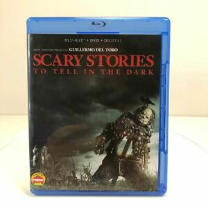 Used - Scary Stories To Tell In The Dark - Blu-ray