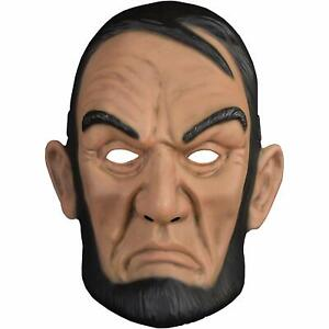 Trick or Treat Studios THE PURGE Election Year Abe Lincoln Mask NEW