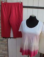 Schlafanzug -  Triumph - Gr.46 3/4 lange Hose  - Neuware -