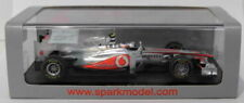 Voitures de courses miniatures Spark en résine sur Jenson Button