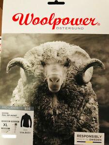 *NEU* Woolpower Full Zip 600 XL
