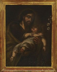17-18 Century Old Masters Original Oil Painting Religious