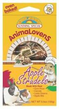 Sunseed Animalovens Apple Strudel Treat 3.5 Oz