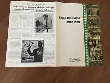 BROCHURE, SCANDALO A MIAMI,Miami Expose  Lee J. Cobb Sears  Medina 1957