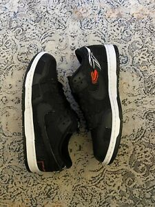 Size 10.5 - Nike Dunk Low SB x Wasted Youth Black