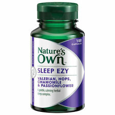 Nature's Own Sleep Ezy 100 Tablets