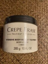 Crepe Erase TruFirm Complex Intensive Body Repair Treatment 10 Oz Sealed New