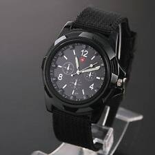 Unbranded Nylon Band Sport Wristwatches