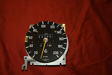 Mercedes W123 S123 C123 E T TE C CE 200 230 250 Tacho Kombiintrument Tachometer
