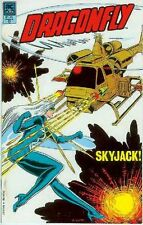 Dragonfly # 6 (vs. Skyjack) (Estados Unidos, 1987)