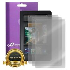Fosmon 3x Anti Glare Matte Screen Protector for Amazon Kindle Fire 7 in 2011 Tab