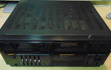 MARANTZ RX-153L Vintage 80s Stereo Amplifier with integrated Tuner