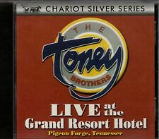 "THE TONEY BROTHERS...""LIVE AT THE GRAND RESORT HOTEL"".....LIVE GOSPEL CONCERT CD"