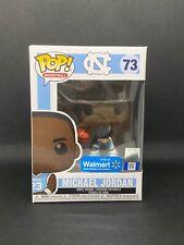 Funko POP! Michael Jordan #73 UNC Home Jersey Walmart Exclusive