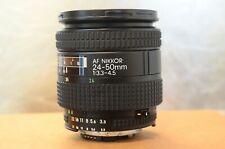 Nikon AF Nikkor 24-50mm F3.3-4.5