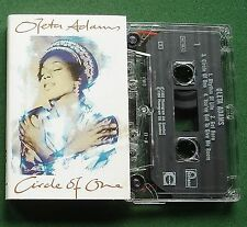 Oleta Adams Circle Of One inc Get Here / Rhythm Of Life + Cassette Tape - TESTED