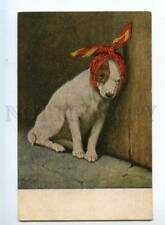 236663 Russia Cheviot Crying Jack Russell Terrier Old Fedorov