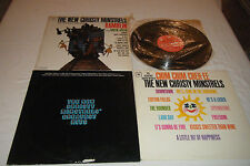 Lot of 4 NEW CHRISTY MINSTRELS LPs Ramblin, Chim Chim Cher-ee, New Kick,Greatest