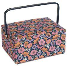 SEWING BASKET BOX 'SERENADE' DESIGN Large Size SUPER QUALITY HGL568