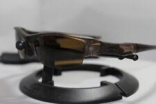Oakley Flak Jacket 1.0 Asian Fit Matte Brown Smoke/Bronze Polarized 12-902J