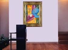 "39"" - FLOWERS - great ORIGINAL painting by RALUCA !!!!!"