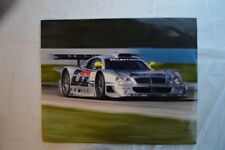 BIG Vintage Color Photo 1997 Mercedes-Benz CLK-GTR Racing Car 849